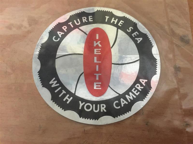 Ikelite Sticker