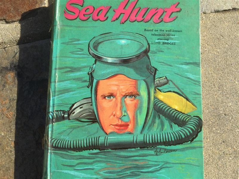 Sea Hunt Novel