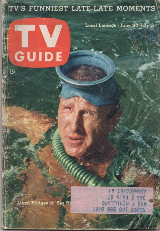 Sea Hunt TV Guide